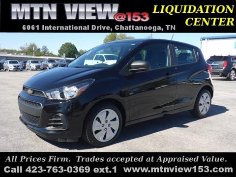 2017 Chevrolet Spark for sale in Chattanooga, TN