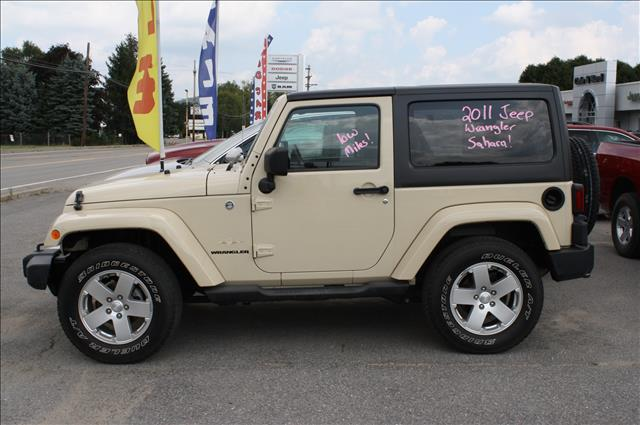 2011 Jeep Wrangler for sale in Mansfield PA