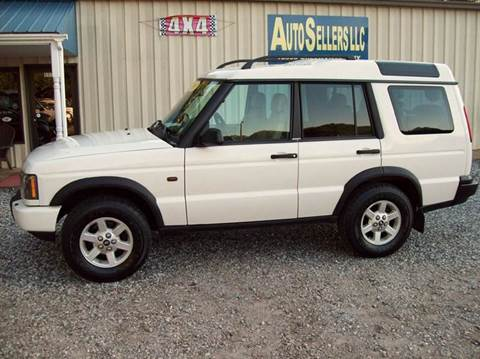 2003 Land Rover Discovery for sale in Lyman, SC