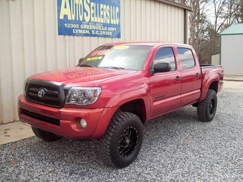 2006 toyota tacoma for sale for M and m motors appomattox