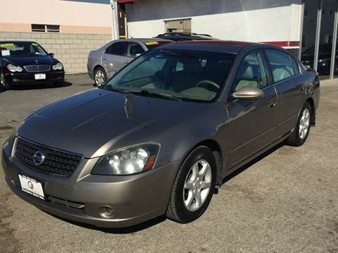 2005 Nissan Altima for sale in Cudahy, CA