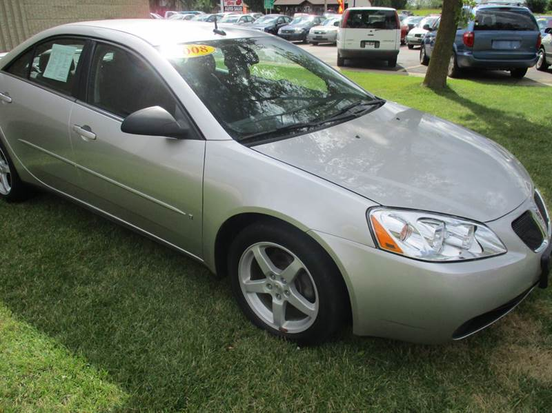 2008 Pontiac G6 Base 4dr Sedan In Union Grove Wi Better