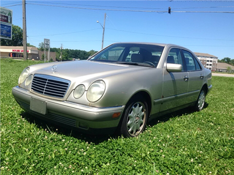 1997 Mercedes-Benz E-Class for sale in Indianapolis, IN