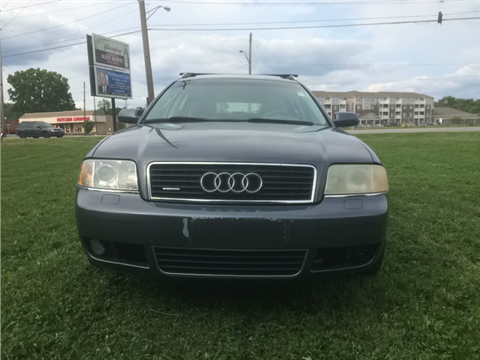 2004 Audi A6 for sale in Indianapolis, IN