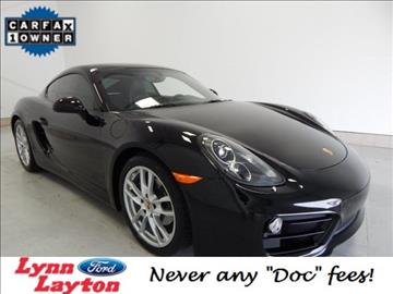 2014 Porsche Cayman for sale in Decatur, AL