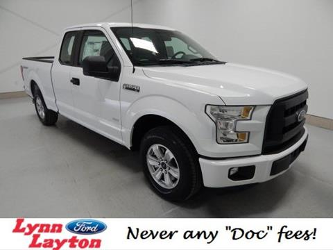 2016 Ford F-150 for sale in Decatur, AL