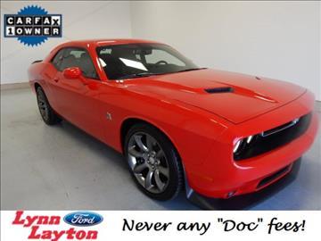 2015 Dodge Challenger for sale in Decatur, AL