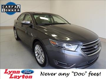 2016 Ford Taurus for sale in Decatur, AL