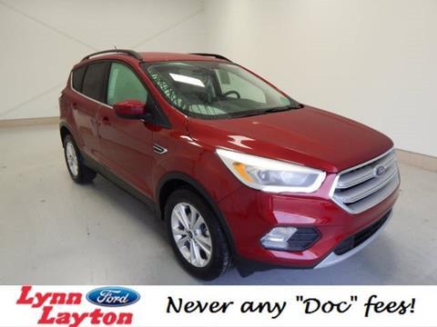 2018 Ford Escape for sale in Decatur, AL