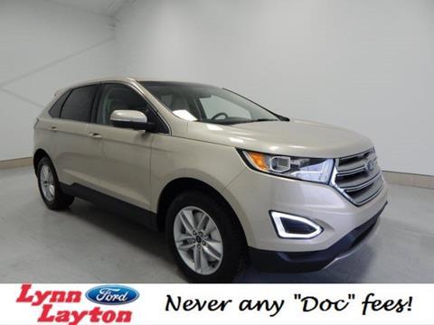 2017 Ford Edge for sale in Decatur, AL