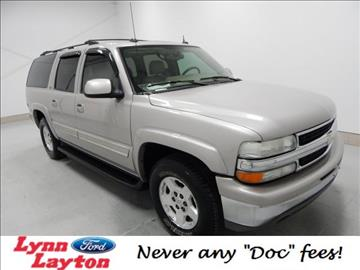 2004 Chevrolet Suburban For Sale Hawaii