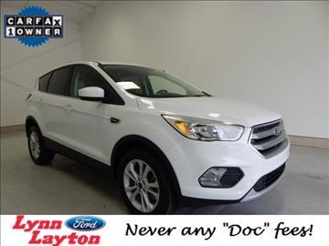 2017 Ford Escape for sale in Decatur, AL