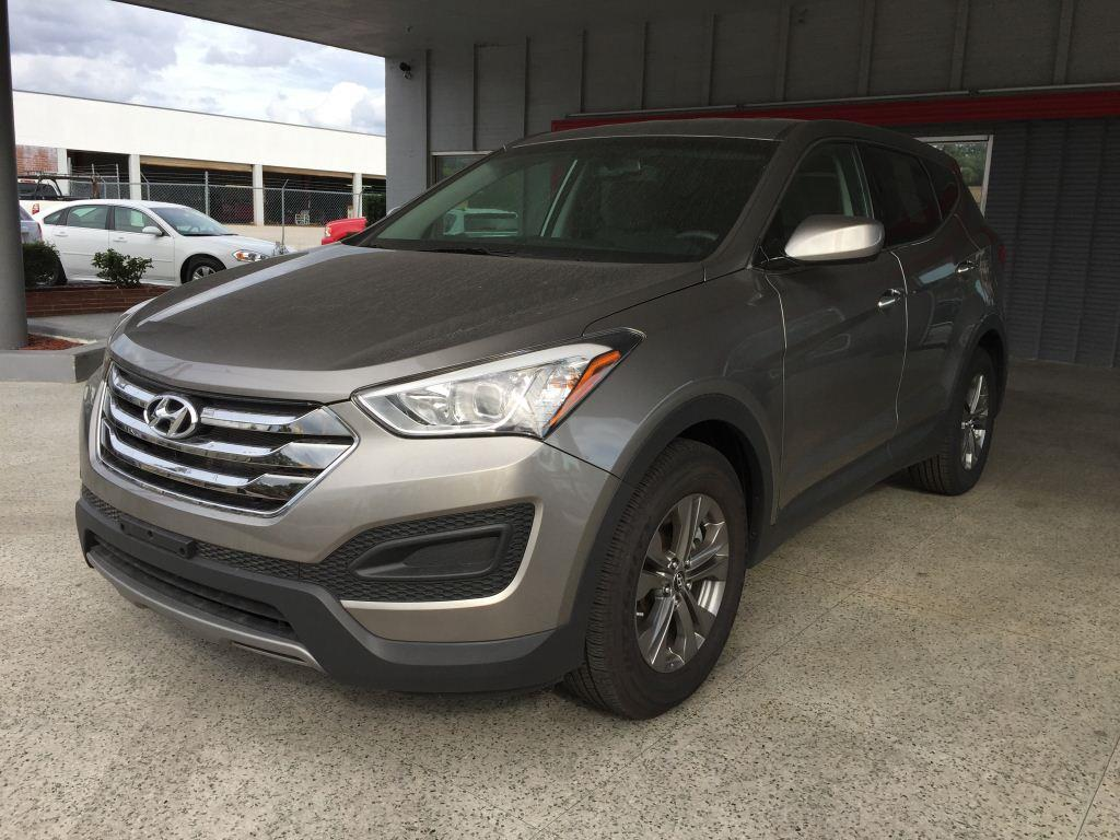 2014 hyundai santa fe sport 2 4l 4dr suv in orlando fl multinational sales leasing. Black Bedroom Furniture Sets. Home Design Ideas