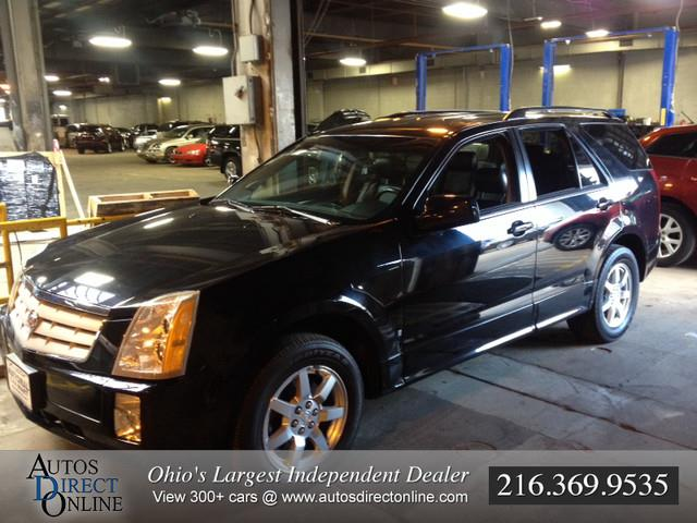 2007 Cadillac SRX for sale in Cleveland OH