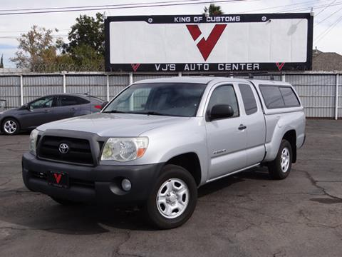 2006 Toyota Tacoma for sale in Fresno, CA