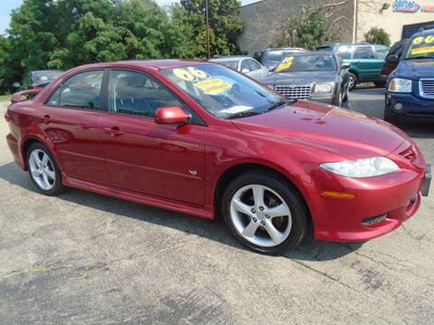 2005 Mazda MAZDA6 for sale in Romeoville, IL