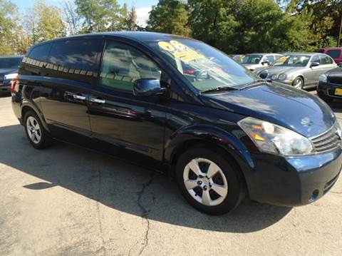2008 Nissan Quest for sale in Romeoville, IL