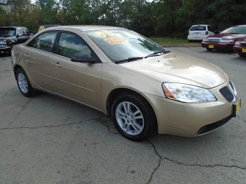 2006 Pontiac G6 for sale in Romeoville, IL