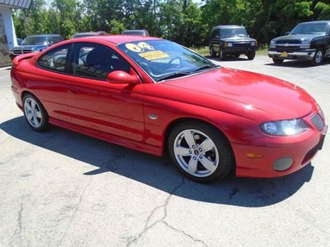 Pontiac Gto For Sale Carsforsale Com