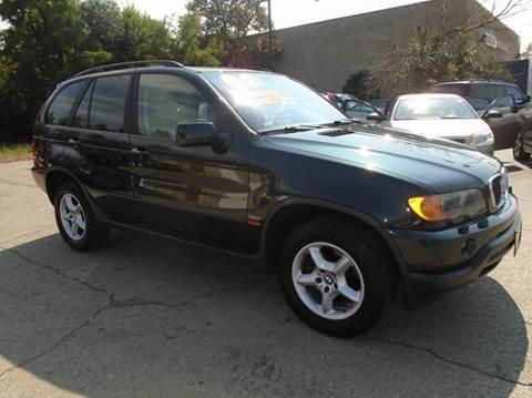 2002 BMW X5 for sale in Romeoville, IL