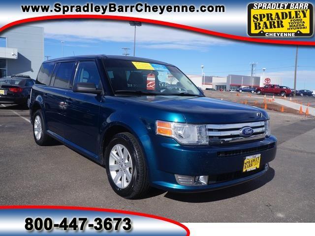 Spradley Barr Ford >> Used 2011 Ford Flex SE 4dr in Cheyenne WY at Spradley Barr Cheyenne - Carsforsale.com