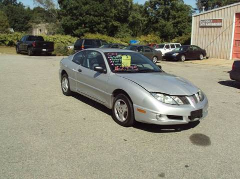 2004 Pontiac Sunfire for sale in Warwick, RI