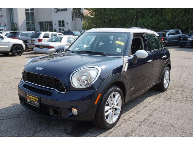 mini cooper countryman for sale in new jersey. Black Bedroom Furniture Sets. Home Design Ideas