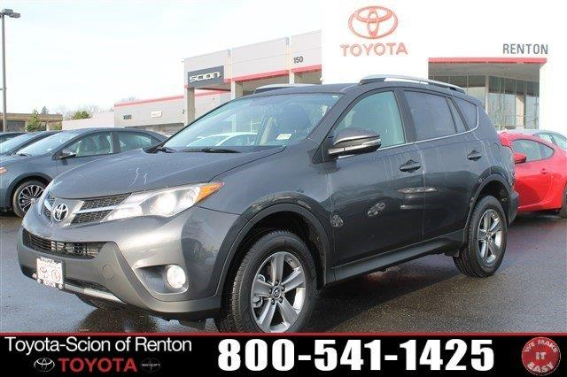 2015 Toyota RAV4 for sale in Renton WA