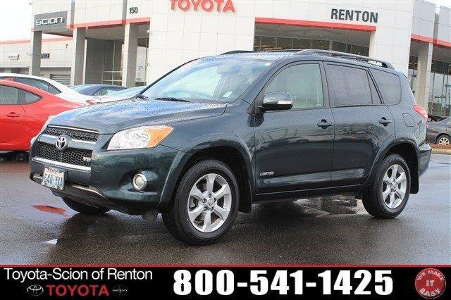 2009 Toyota RAV4 for sale in Renton WA