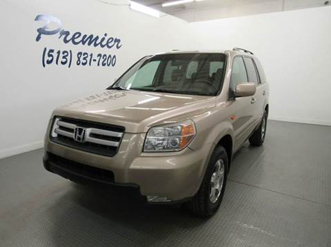 2007 Honda Pilot for sale in Milford, OH