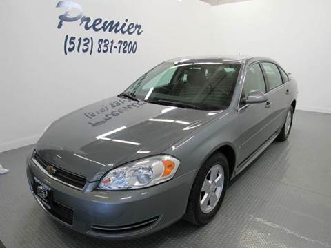 2009 Chevrolet Impala for sale in Milford, OH