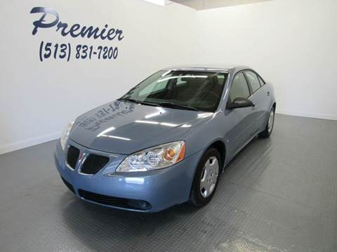 2007 Pontiac G6 for sale in Milford, OH