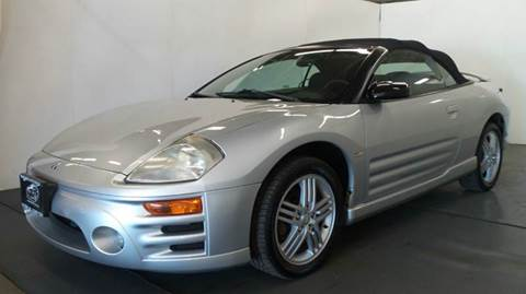 2003 Mitsubishi Eclipse Spyder for sale in Milford, OH
