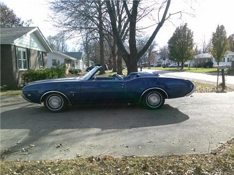 1969 Oldsmobile Cutlass for sale in Salem, IL