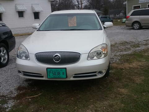 2008 Buick Lucerne for sale in Salem, IL