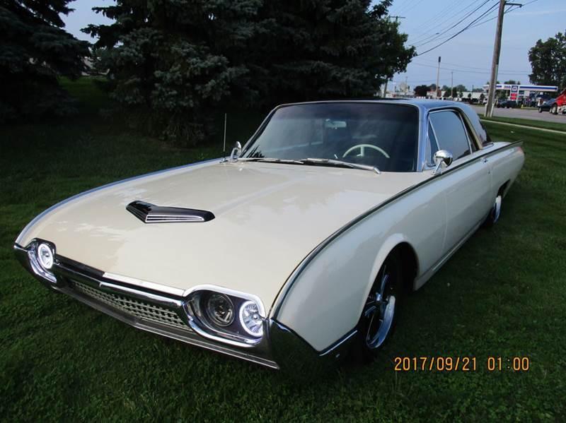 Contact us about this car & 1962 Ford Thunderbird Custom In Clinton Township MI - Heartbeat ... markmcfarlin.com