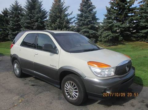 2003 Buick Rendezvous for sale in Clinton Township, MI