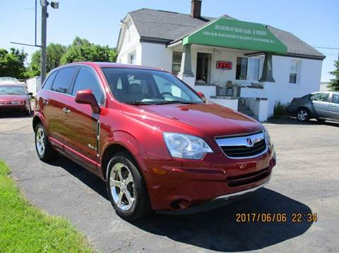 2008 Saturn Vue for sale in Clinton Township, MI