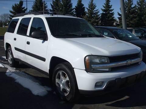 2005 Chevrolet TrailBlazer for sale in Clinton Township, MI