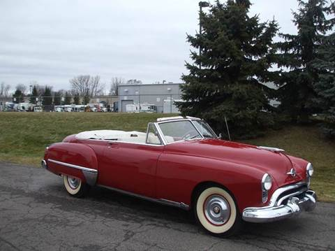 1949 Oldsmobile Ninety-Eight for sale in Clinton Township, MI