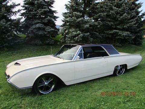 1962 Ford Thunderbird for sale in Clinton Township, MI