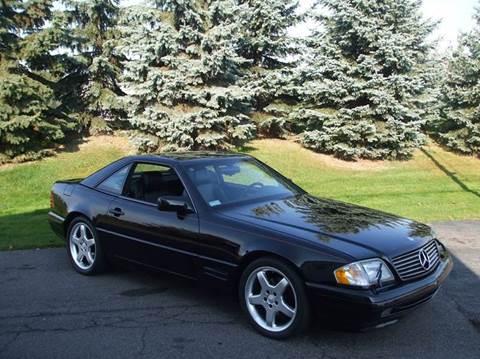 1996 Mercedes-Benz SL-Class for sale in Clinton Township, MI