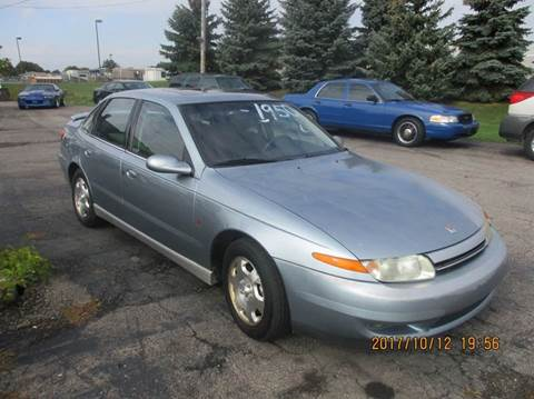 2002 Saturn L-Series for sale in Clinton Township, MI