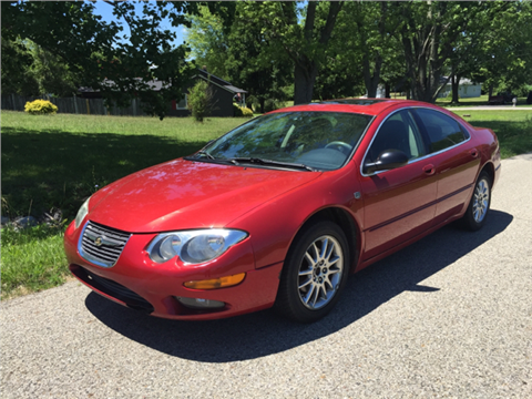 2002 Chrysler 300M for sale in Martinsville, IN