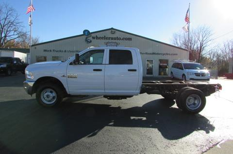 2015 RAM Ram Chassis 3500 for sale in Springfield, MO