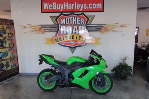 2008 Kawasaki Ninja ZX-6R for sale in Springfield, MO