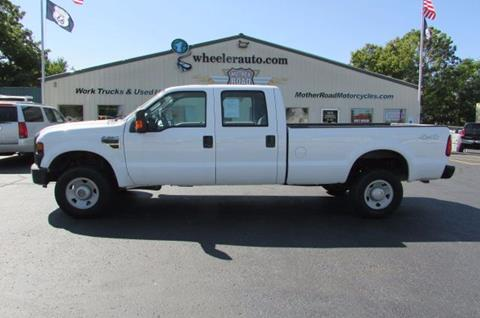 2009 Ford F-350 Super Duty for sale in Springfield, MO