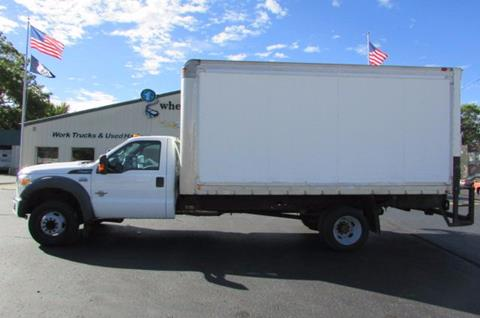 2011 Ford F-450 for sale in Springfield, MO