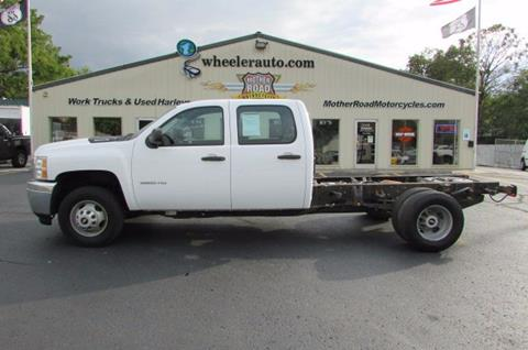 2011 Chevrolet C/K 3500 Series for sale in Springfield, MO