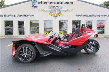 2016 Polaris Slingshot for sale in Springfield, MO